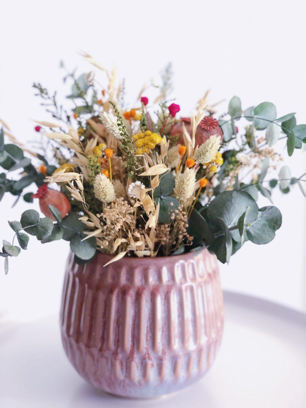 Ramo flores preservadas Felisa simply flowers