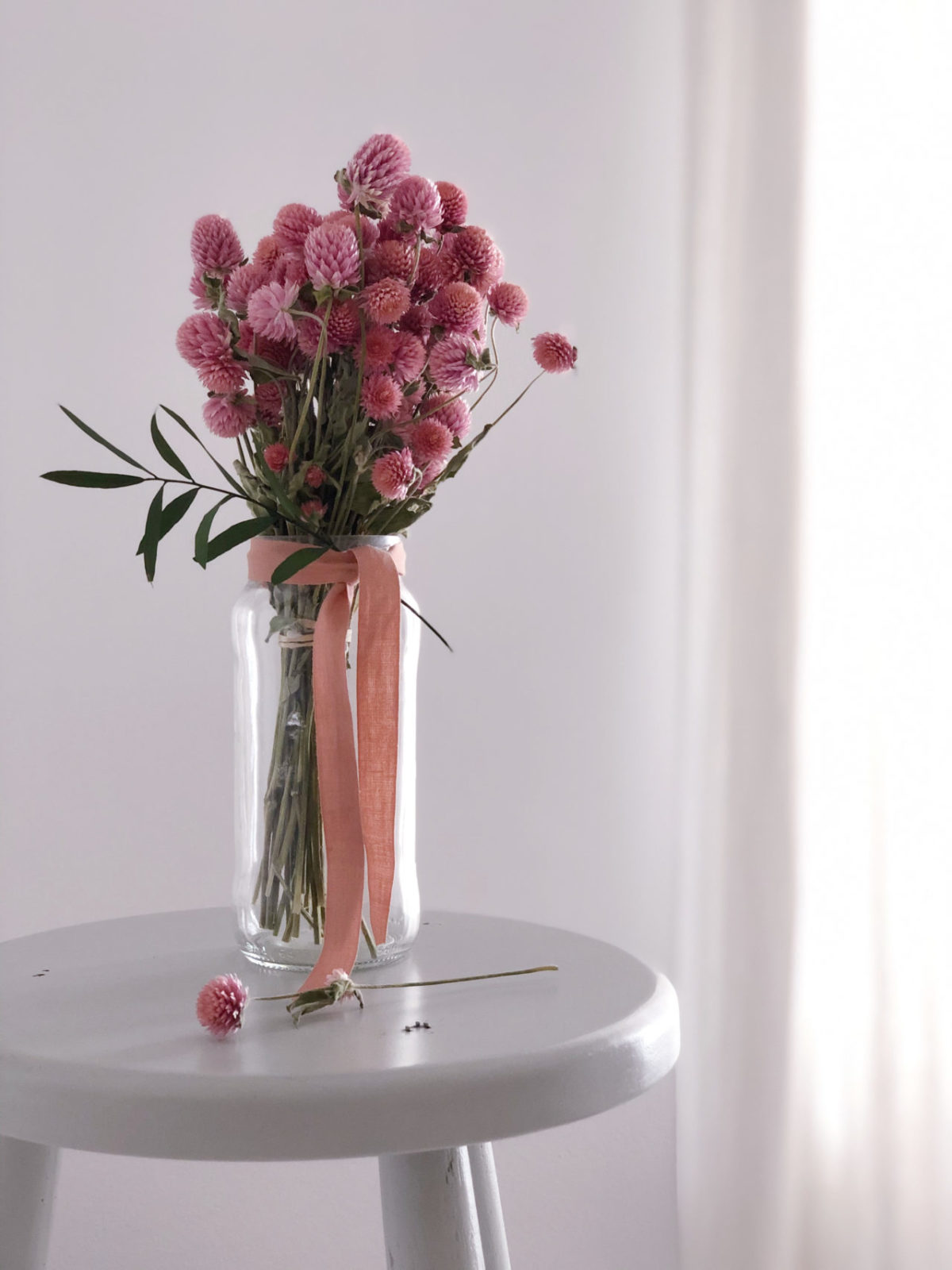 Ramo flores preservadas perpetuina Ines simply flowers