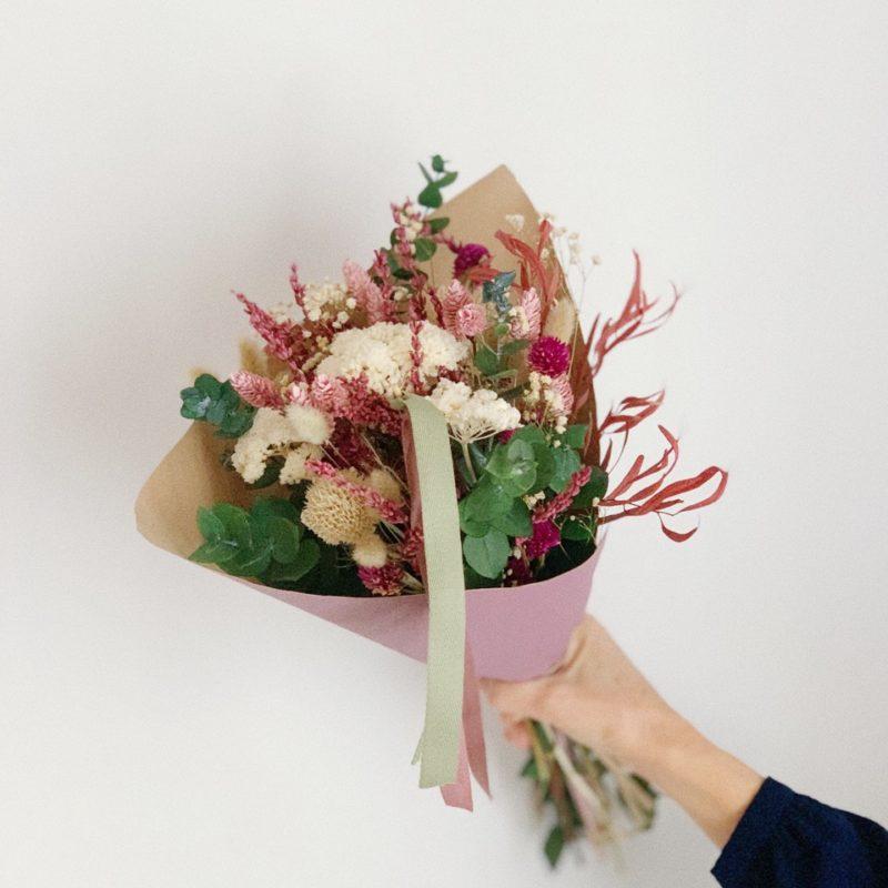 Ramo flores preservadas Gloria simply flowers