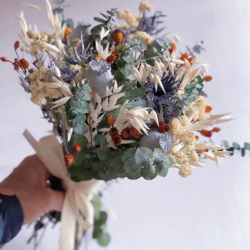 Ramo flores preservadas Casilda simply flowers